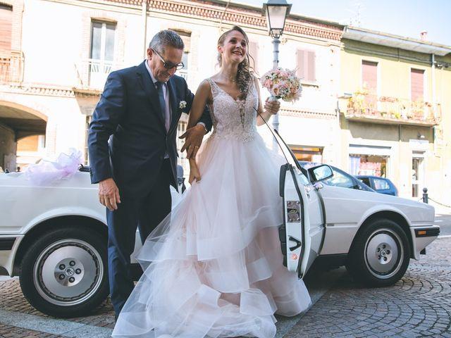 Il matrimonio di Luca e Samantha a Saronno, Varese 40