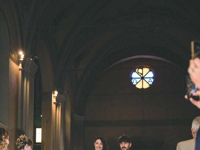Il matrimonio di Luca e Samantha a Saronno, Varese 42