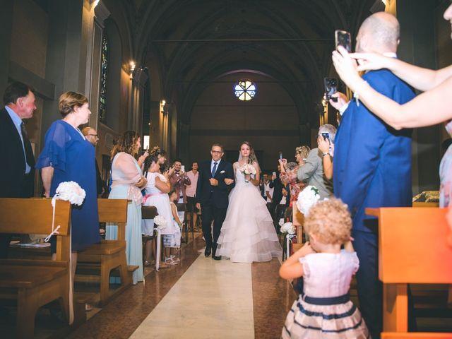 Il matrimonio di Luca e Samantha a Saronno, Varese 46