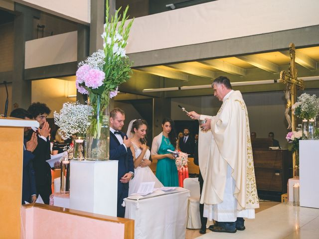 Il matrimonio di Luca e Samantha a Saronno, Varese 50