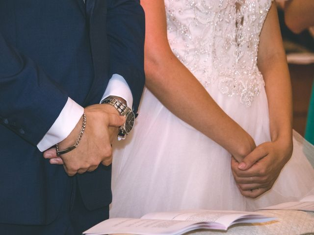 Il matrimonio di Luca e Samantha a Saronno, Varese 56
