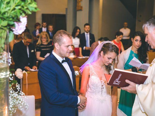 Il matrimonio di Luca e Samantha a Saronno, Varese 57