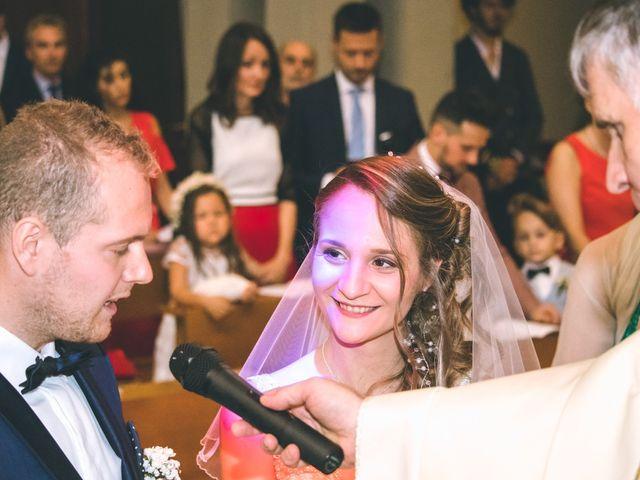 Il matrimonio di Luca e Samantha a Saronno, Varese 58