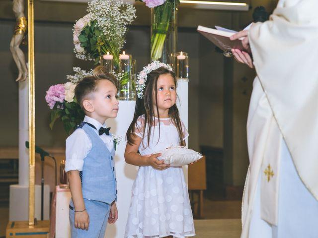 Il matrimonio di Luca e Samantha a Saronno, Varese 61
