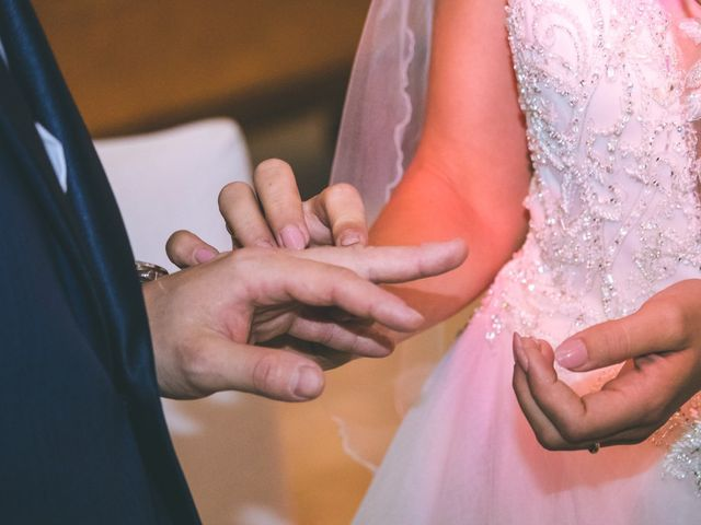 Il matrimonio di Luca e Samantha a Saronno, Varese 65