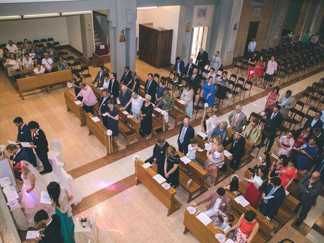 Il matrimonio di Luca e Samantha a Saronno, Varese 67