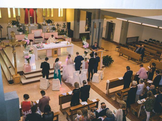Il matrimonio di Luca e Samantha a Saronno, Varese 68