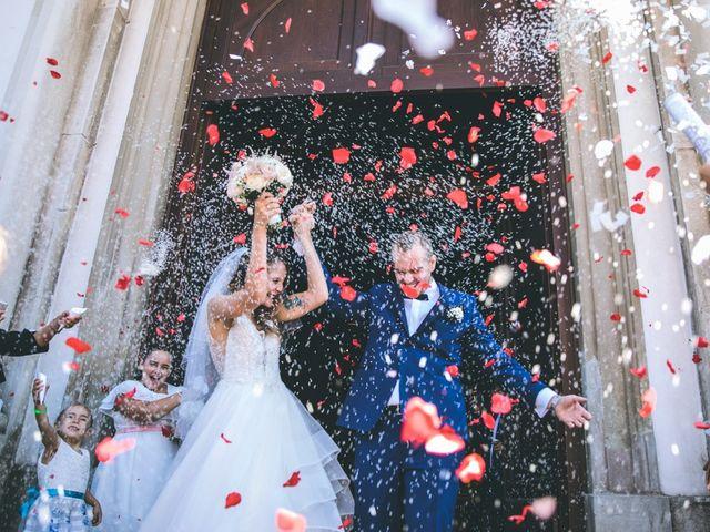 Il matrimonio di Luca e Samantha a Saronno, Varese 74