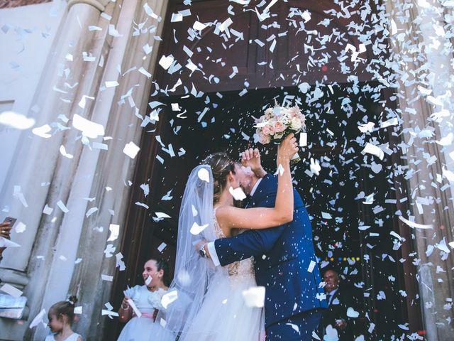 Il matrimonio di Luca e Samantha a Saronno, Varese 75