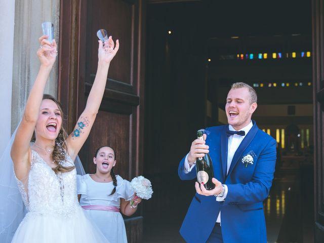 Il matrimonio di Luca e Samantha a Saronno, Varese 78