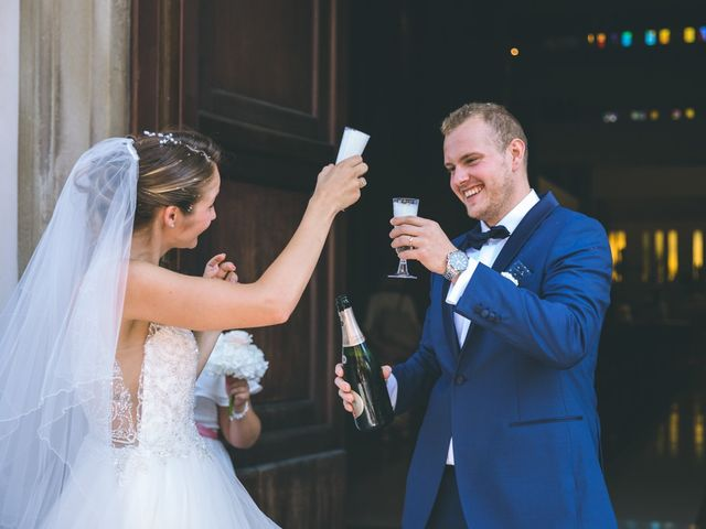 Il matrimonio di Luca e Samantha a Saronno, Varese 79