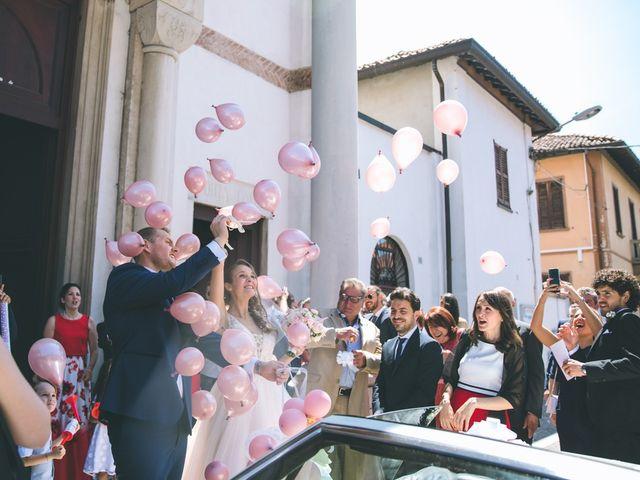 Il matrimonio di Luca e Samantha a Saronno, Varese 81