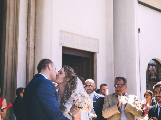 Il matrimonio di Luca e Samantha a Saronno, Varese 82