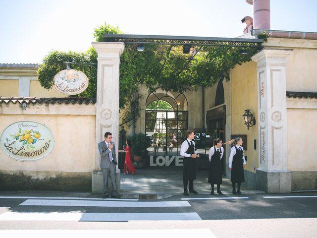 Il matrimonio di Luca e Samantha a Saronno, Varese 84
