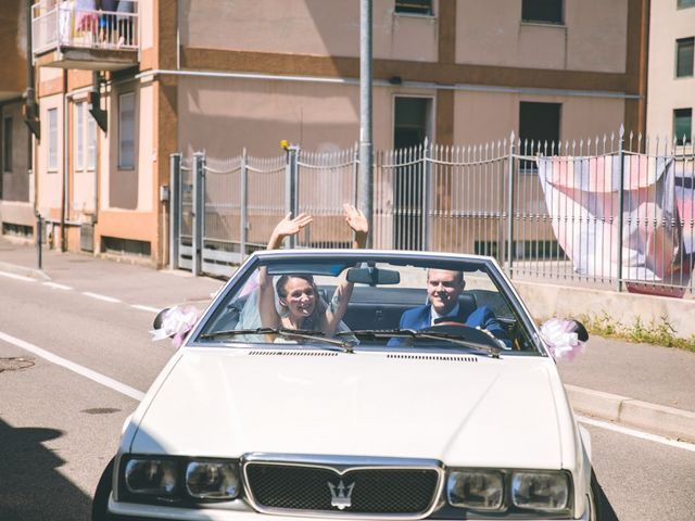 Il matrimonio di Luca e Samantha a Saronno, Varese 85
