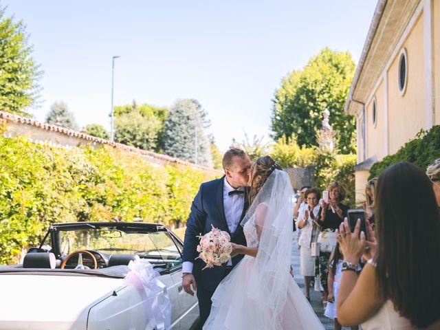 Il matrimonio di Luca e Samantha a Saronno, Varese 86