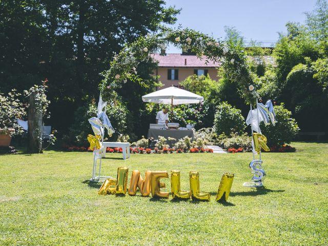 Il matrimonio di Luca e Samantha a Saronno, Varese 93