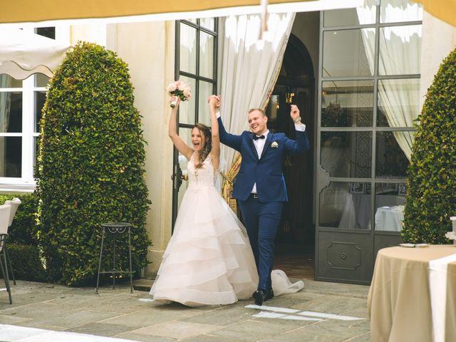 Il matrimonio di Luca e Samantha a Saronno, Varese 95