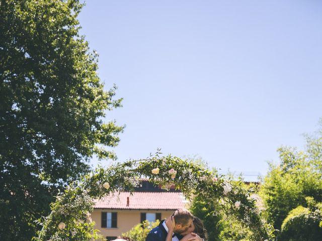 Il matrimonio di Luca e Samantha a Saronno, Varese 97