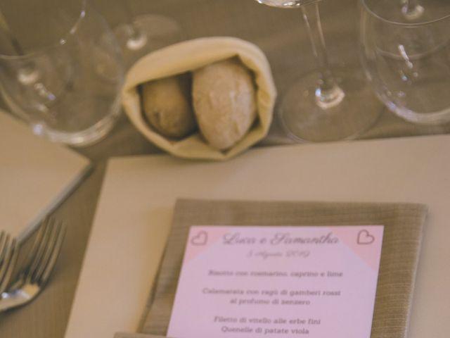 Il matrimonio di Luca e Samantha a Saronno, Varese 106