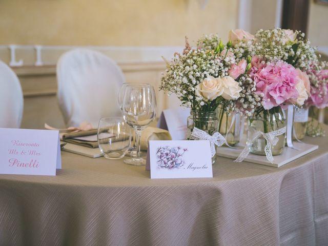 Il matrimonio di Luca e Samantha a Saronno, Varese 108