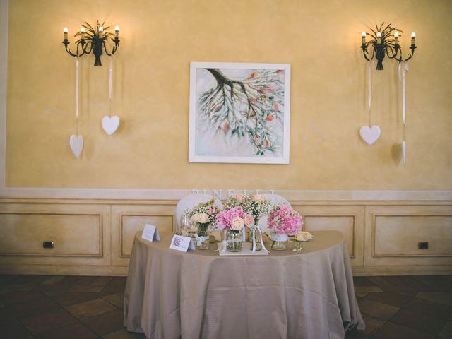 Il matrimonio di Luca e Samantha a Saronno, Varese 109