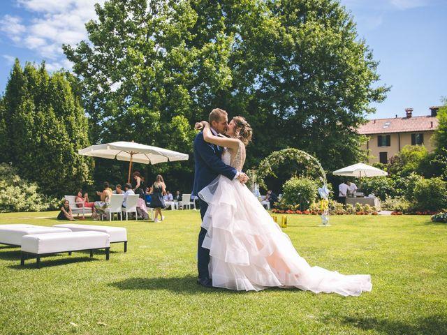 Il matrimonio di Luca e Samantha a Saronno, Varese 116
