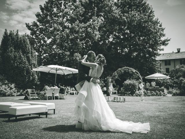 Il matrimonio di Luca e Samantha a Saronno, Varese 118
