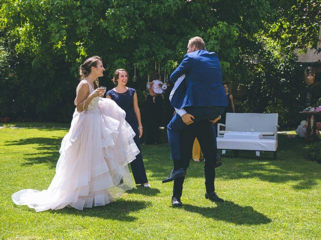 Il matrimonio di Luca e Samantha a Saronno, Varese 119