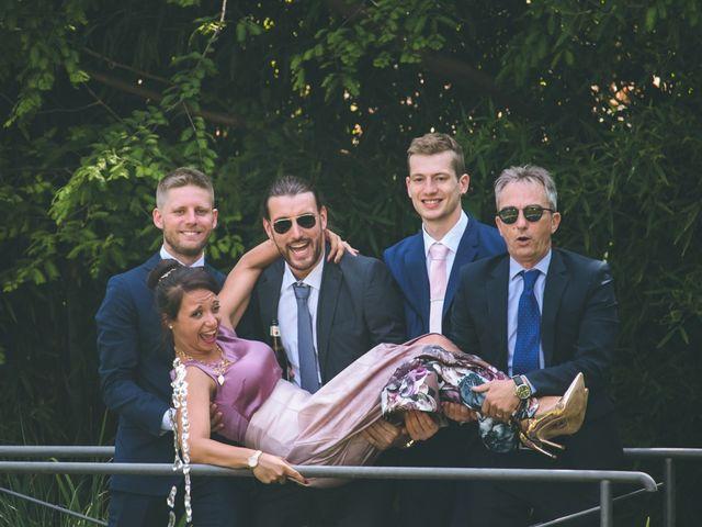 Il matrimonio di Luca e Samantha a Saronno, Varese 120