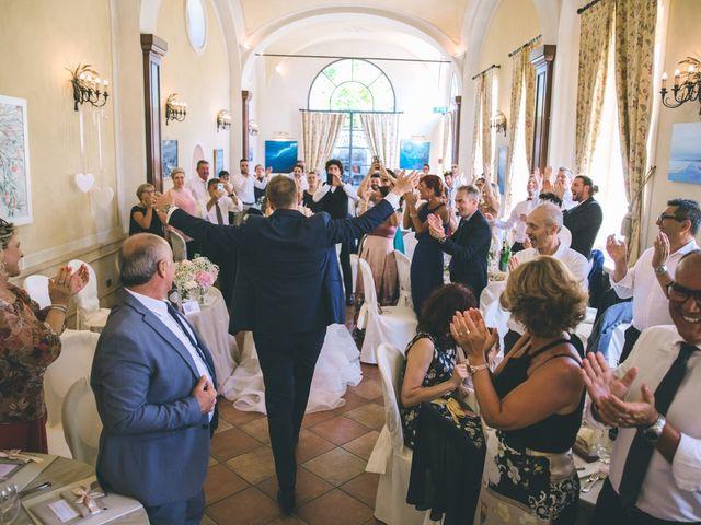Il matrimonio di Luca e Samantha a Saronno, Varese 124