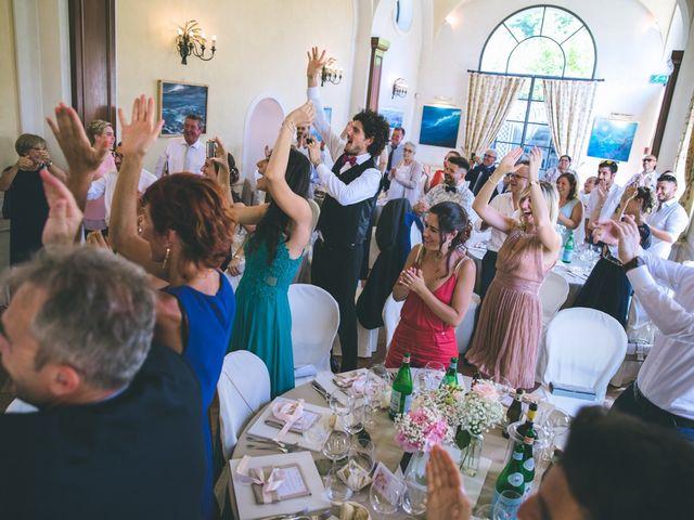 Il matrimonio di Luca e Samantha a Saronno, Varese 125