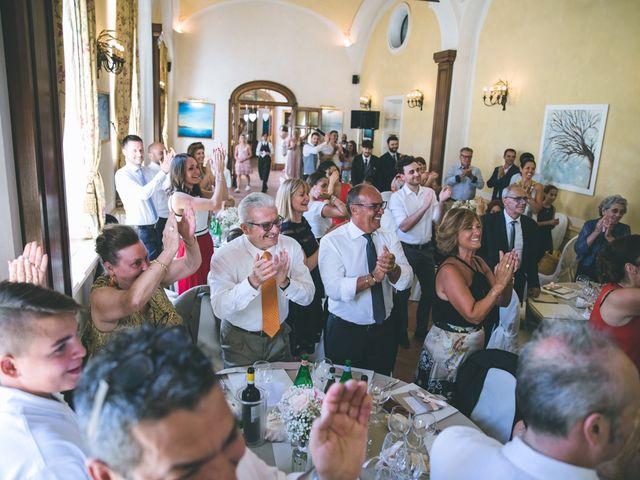 Il matrimonio di Luca e Samantha a Saronno, Varese 126