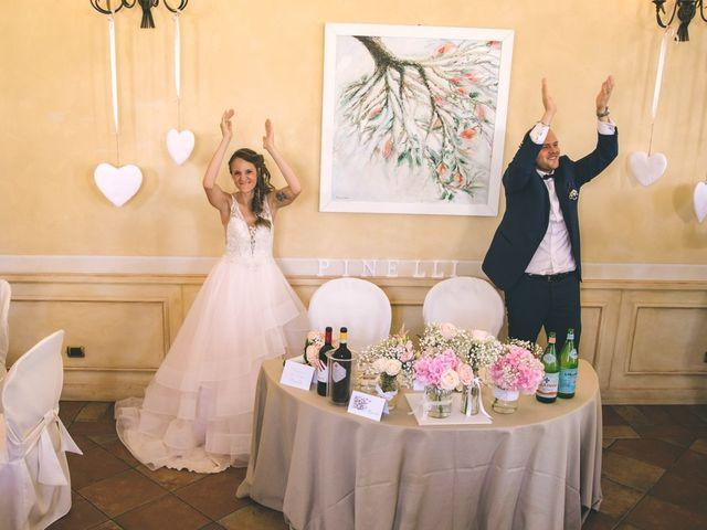 Il matrimonio di Luca e Samantha a Saronno, Varese 127