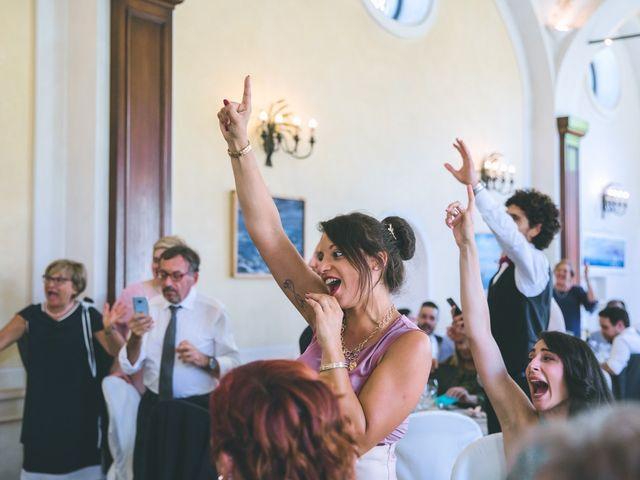 Il matrimonio di Luca e Samantha a Saronno, Varese 128