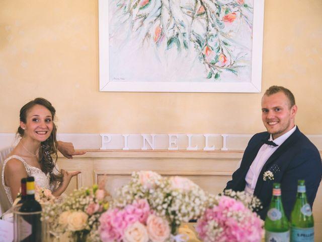 Il matrimonio di Luca e Samantha a Saronno, Varese 130