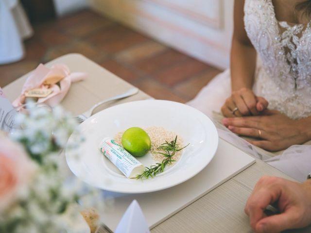 Il matrimonio di Luca e Samantha a Saronno, Varese 131
