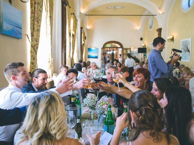Il matrimonio di Luca e Samantha a Saronno, Varese 132
