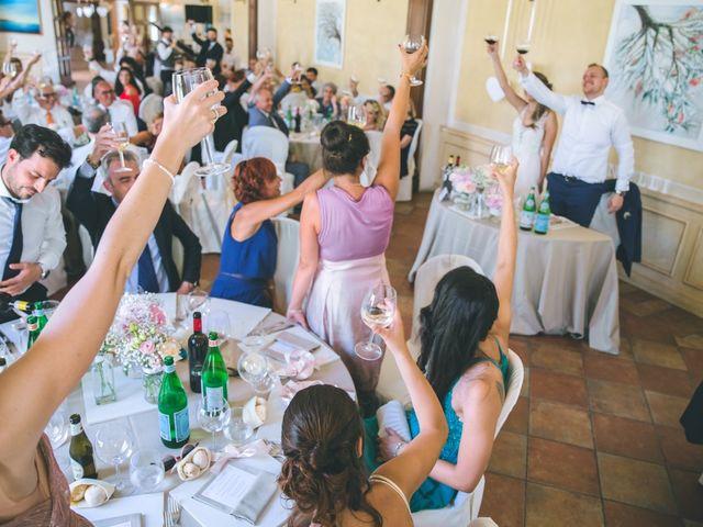 Il matrimonio di Luca e Samantha a Saronno, Varese 133