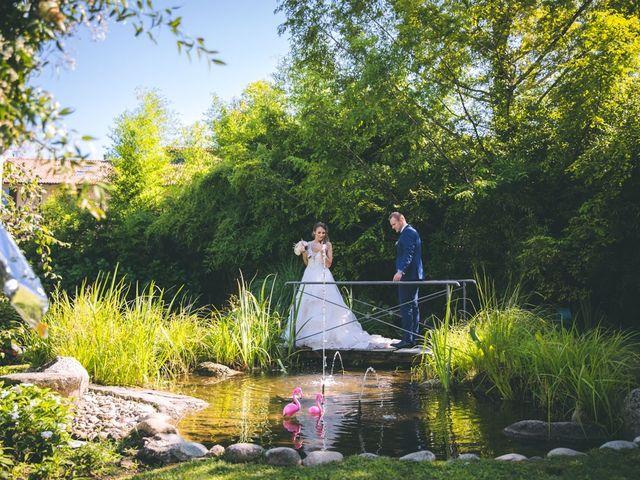 Il matrimonio di Luca e Samantha a Saronno, Varese 134