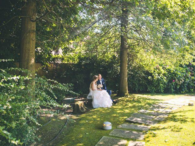Il matrimonio di Luca e Samantha a Saronno, Varese 139
