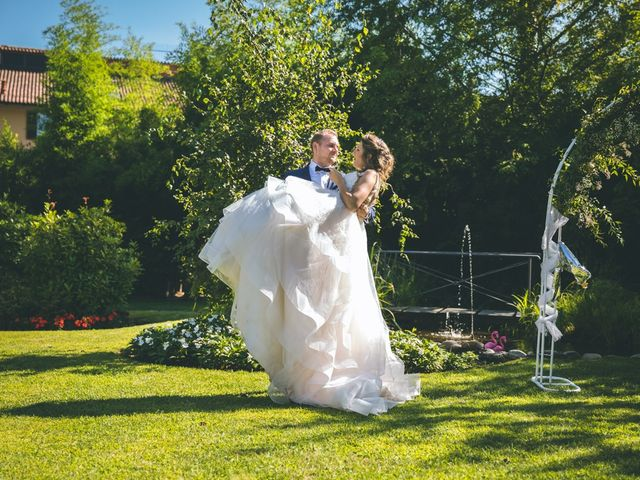 Il matrimonio di Luca e Samantha a Saronno, Varese 142