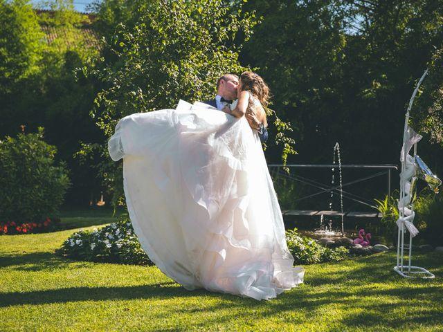 Il matrimonio di Luca e Samantha a Saronno, Varese 143