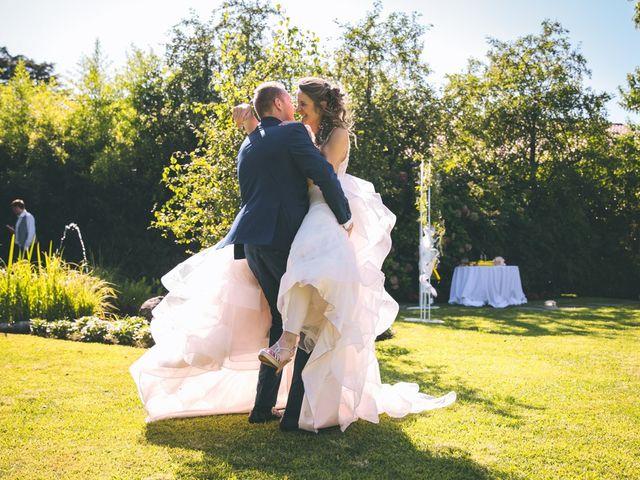 Il matrimonio di Luca e Samantha a Saronno, Varese 144