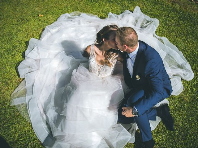 Il matrimonio di Luca e Samantha a Saronno, Varese 149