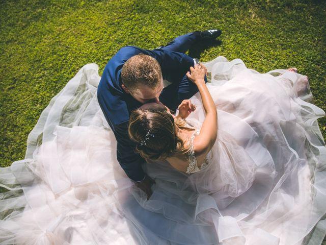 Il matrimonio di Luca e Samantha a Saronno, Varese 151