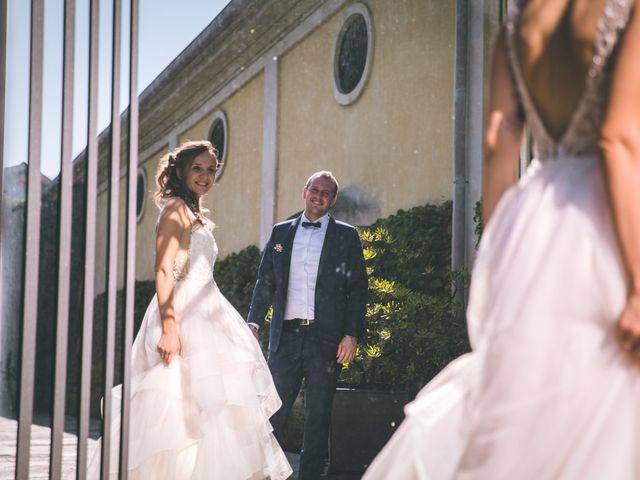 Il matrimonio di Luca e Samantha a Saronno, Varese 157