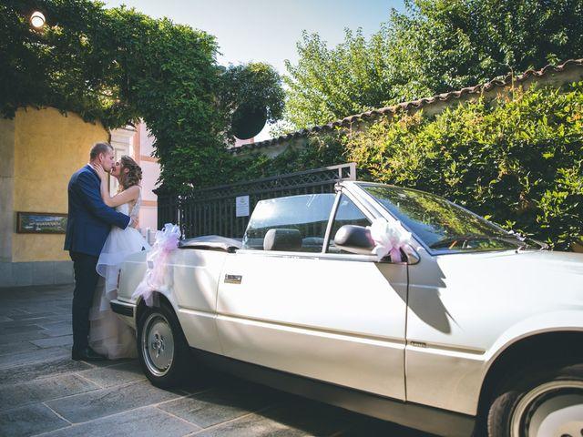 Il matrimonio di Luca e Samantha a Saronno, Varese 159