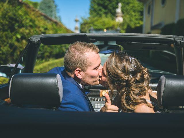 Il matrimonio di Luca e Samantha a Saronno, Varese 2