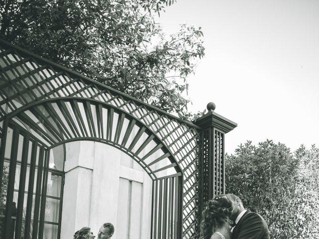 Il matrimonio di Luca e Samantha a Saronno, Varese 167
